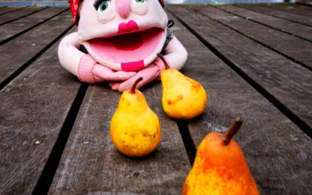 Pear (PÆRE) // Season: winter ❄️, summer ☀️ & AUTUMN 🍂