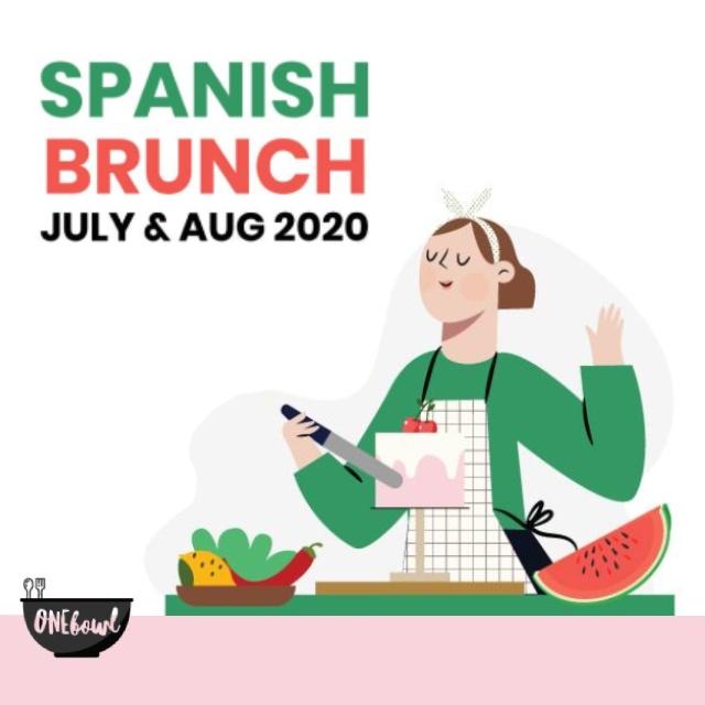 ☀️ Summer TAPAS Brunch // SEASONAL LOCAL PRODUCE