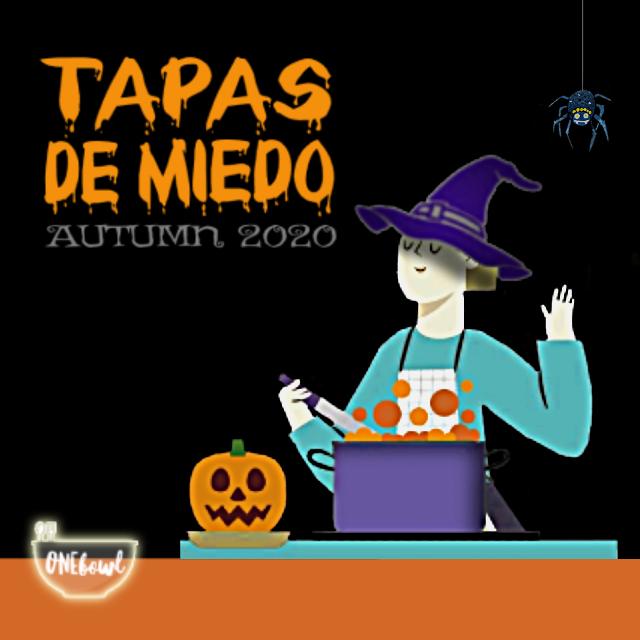 🎃 TAPAS DE MIEDO // SEASONAL LOCAL PRODUCE