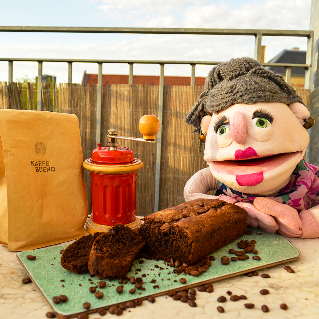 Kaffe Bueno, unlocking coffee's health potential