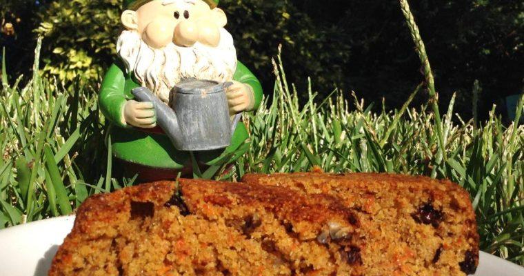 CARROT VEGAN CAKE // LOCAL SEASONAL PRODUCE